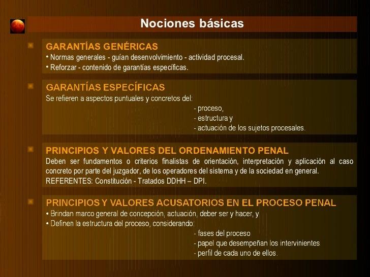 Principios del Sistema Acusatorio   Ncpp Slide 3