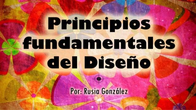 Con esta presentación se pretende ofrecer una guía sencilla que ejemplifique los conceptos básicos y fundamentales que sop...