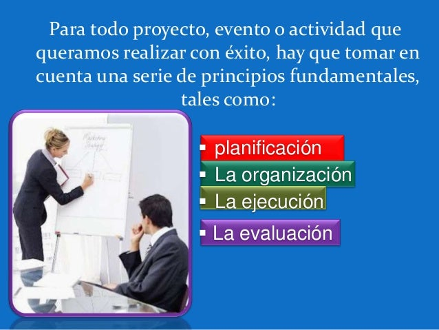 Principios fundamentales para el éxito de los negocios Slide 3