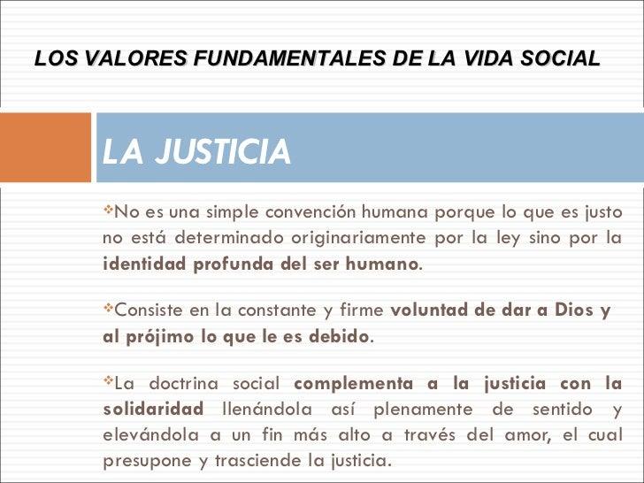 Principios y valores de la doctrina social de la Iglesia slideshare - 웹