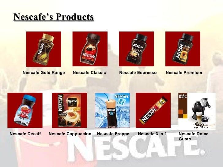 marketing and nescafe classic View kelisha govender's profile on linkedin including nescafé gold and nescafé classic marketing graduate cremora and nescafe' dolce gusto.