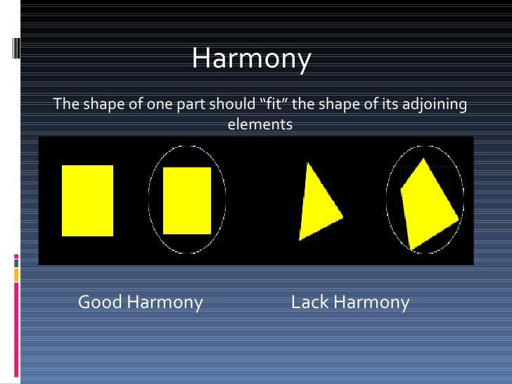 Principles Of Art And Design Harmony : Principle of arts
