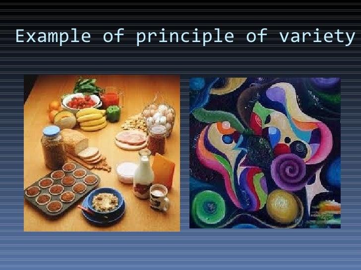Principles Of Art Variety : Principle of arts
