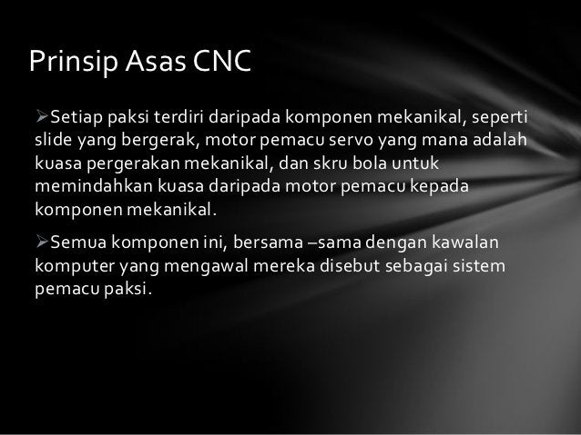 kawalan berangka berkomputer CNC