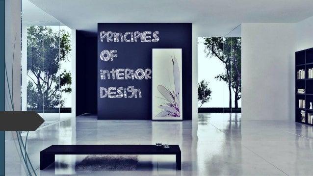 principles of interior design rh slideshare net Types of Interior Design Themes Types of Interior Design Themes