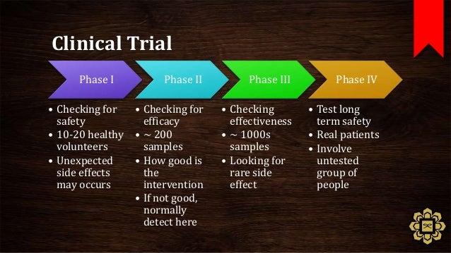 Define effectiveness study