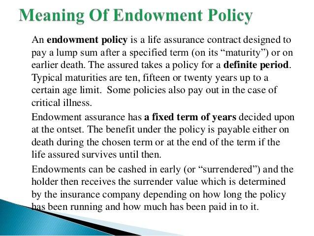 Principle of insurance ss 2 2 nd term