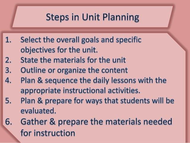 instructional unit plan District unit plan and lesson plan templates for teachers download forms:  juab school district lesson plan template (word) (pdf) juab school district  unit.