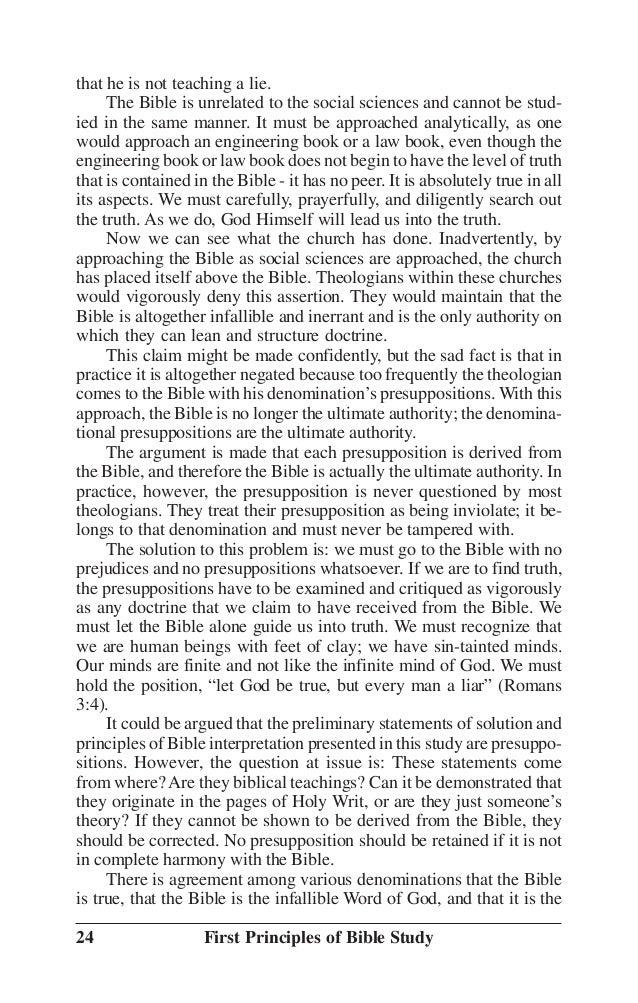 First principles of Bible study: Harold Camping: Amazon ...