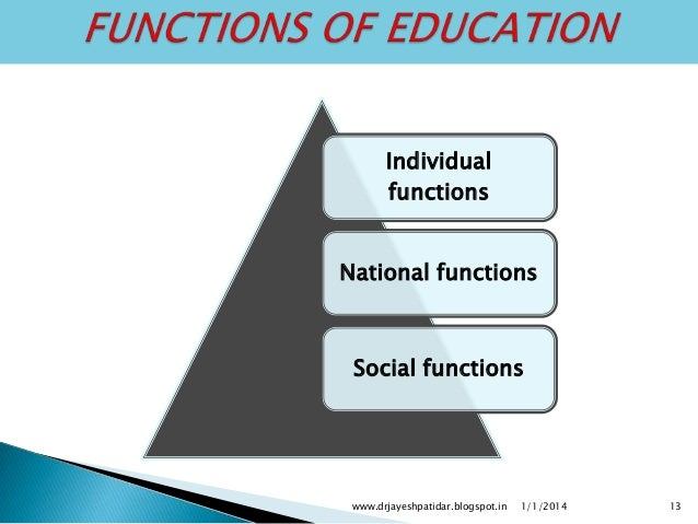 """function of education """"the function of education is to teach one to think intensively and to think critically  but education which stops with efficiency may prove the greatest menace to."""