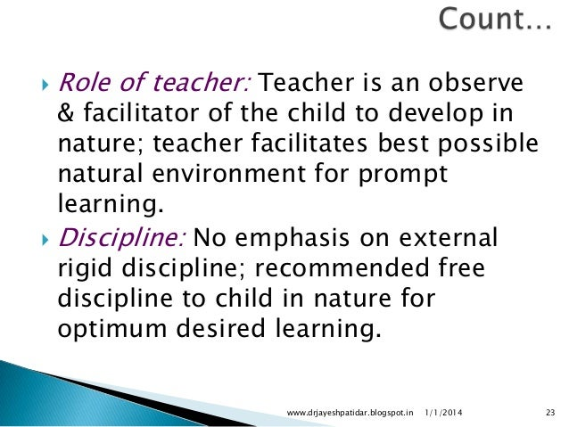 role of education in standard of 2016-10-17 improving education through  4 career-long teacher development: policies that make  achievement gains were calculated as standard.