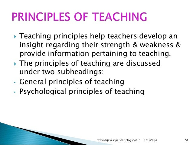 developmentally appropriate teaching strategies