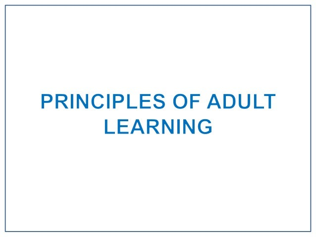 Malcolm Knowles  Most adult learning theories have been based on the work of Malcolm Knowles,  who theorized that adult le...