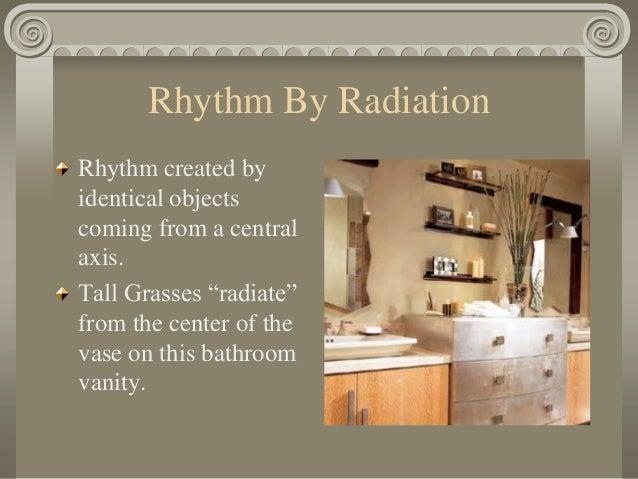 Definition Of Gradation Rhythm In Interior Design