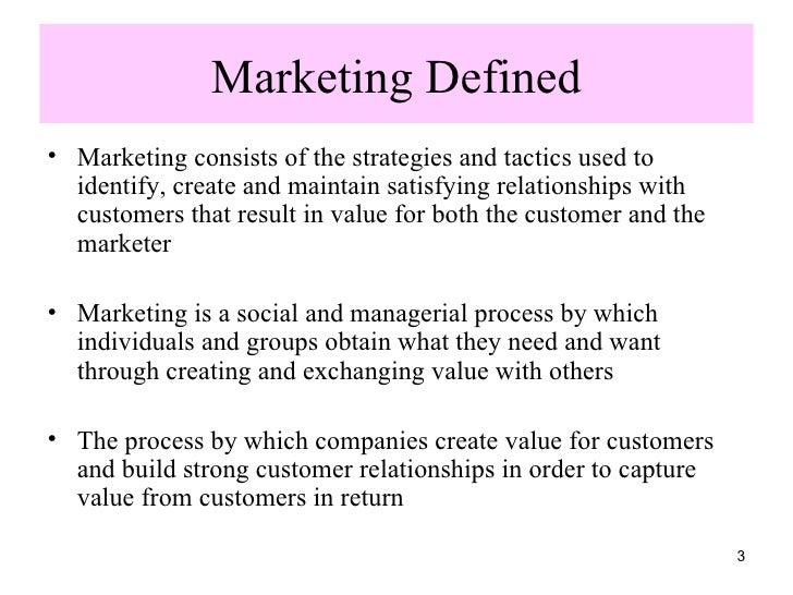 Principles Of  Marketing 1 Slide 3