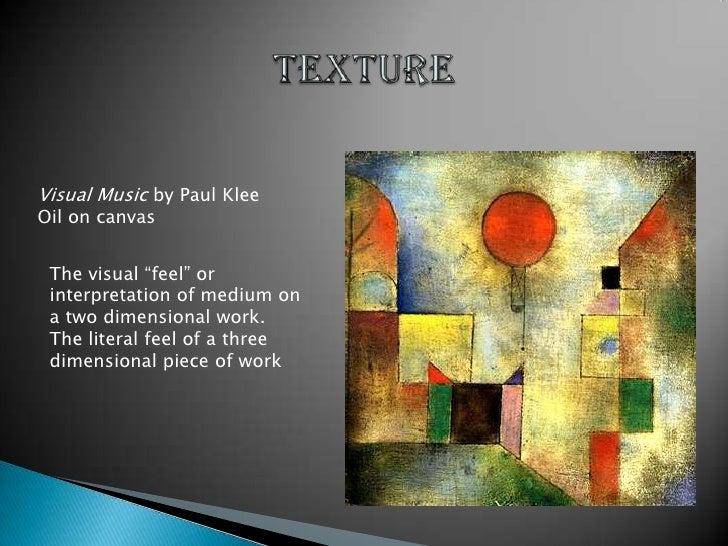 7 Elements Of Visual Arts : Principles and elements of art