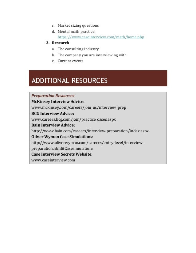 Victor Cheng Consulting Resume Toolkit - Choppix