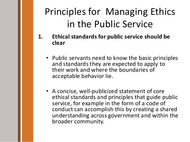 A Code of Ethics for Public Health