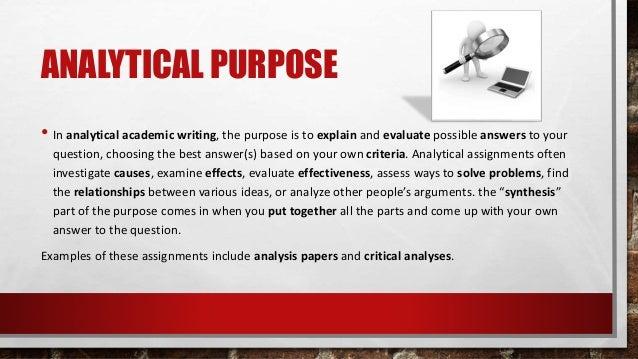 Academic writing teaching resources