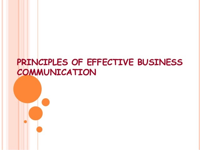 principles of business writing by aristotle