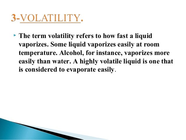 Evaporation Rate Of Alcohol At Room Temperature