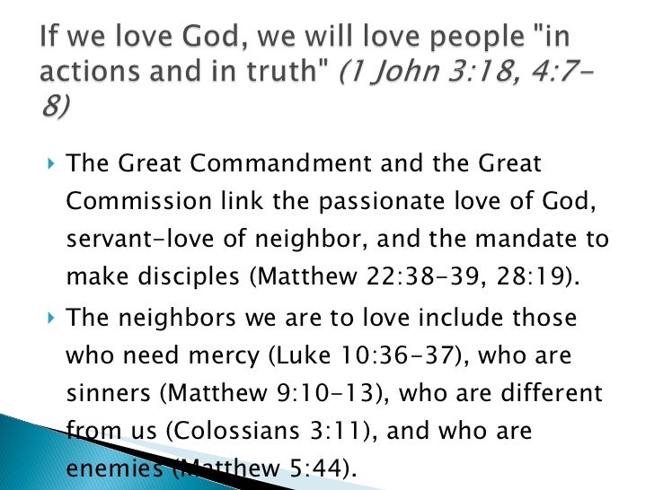 Principles of Christian ministry and social action (mangneo) Slide 3