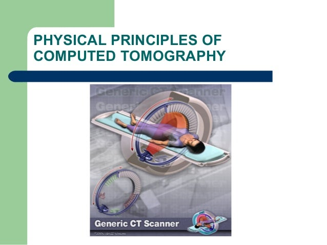 basic principles of computed tomography pdf