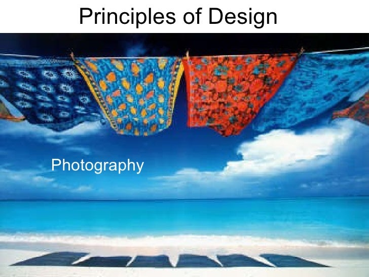 Principles of Design Photography