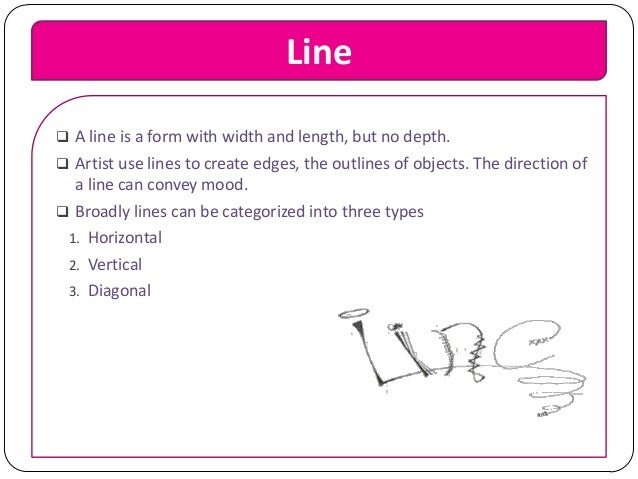 Elements And Principles Of Design Line : Elements and principles of design