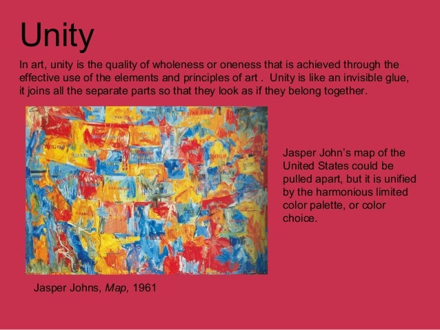 Principles Of Art Unity : Principles of design