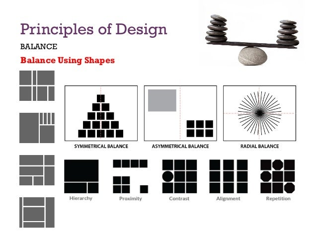 Principle of design balance definition home design for Mid century modern design principles