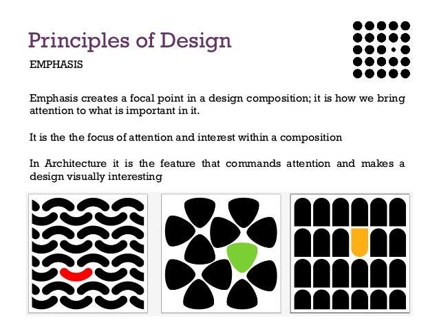 emphasis design principle - photo #9