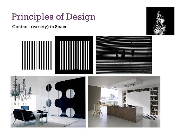 Elements And Principles Of Design Space : Principles of design