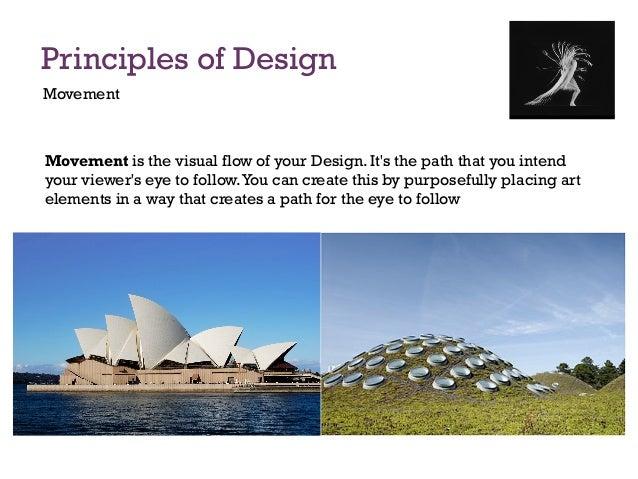 Principles Of Design Movement : Principles of design