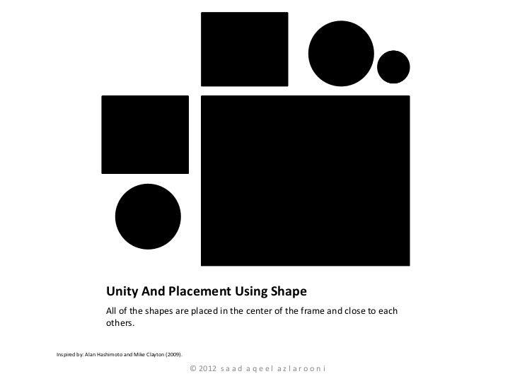 principles of design part i gestalt lawsunity and harmony