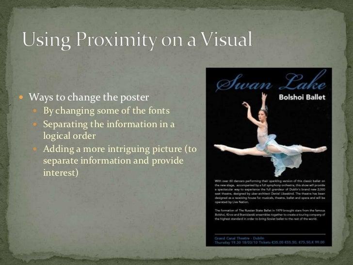 Proximity Art Examples