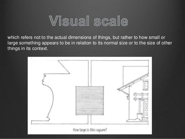 Architecture Design Theory principles of design theory of design module 2 proportion,scale, hi…