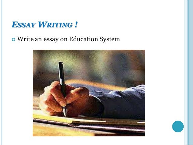 effective essay writing techniques