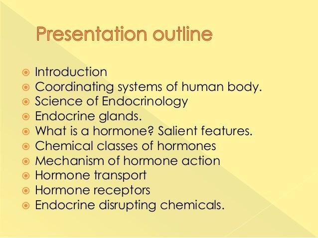 Principles of endocrine regulation Slide 2