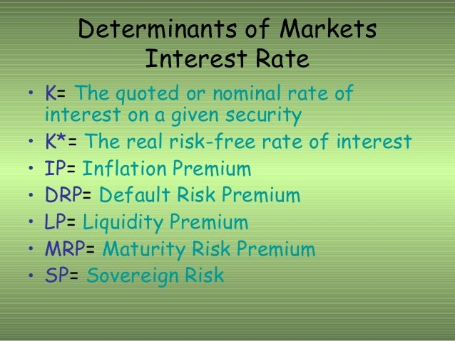 Risk Free Interest Rate Forex Trading