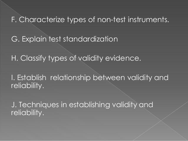 Principles of high quality assessment Slide 3