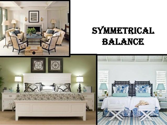 Asymmetrical Shape In Interior Design