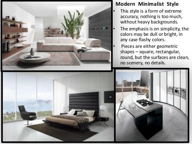 principles of interior design