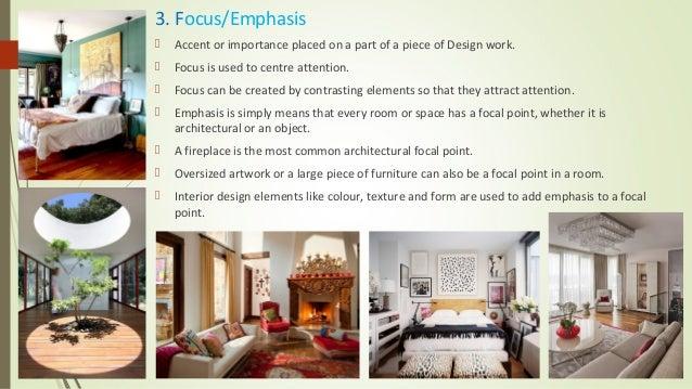 Principles Of Interior Designing