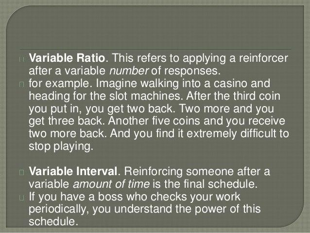 Gambling Variable Ratio Online Casino Portal