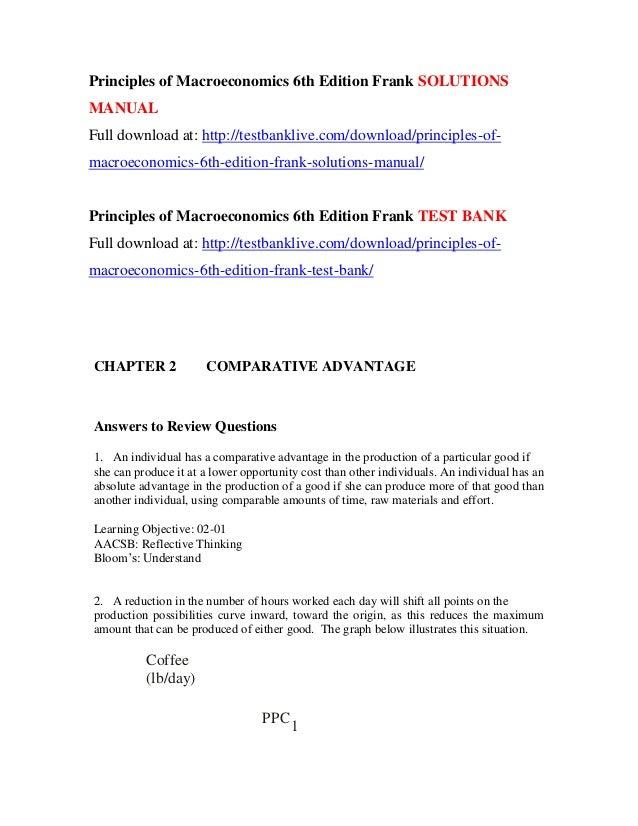 Principles of macroeconomics 4th edition (book only): amazon. Com.