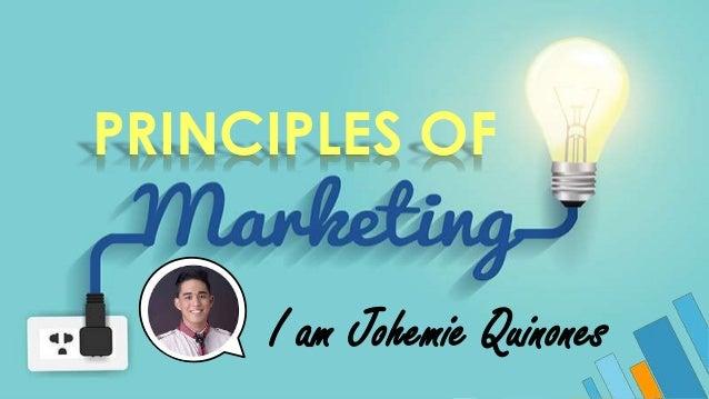 PRINCIPLES OF I am Johemie Quinones