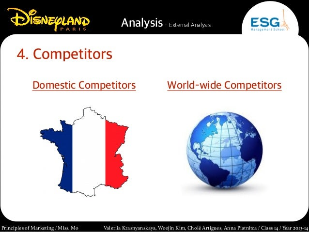 swot analysis eurodisney paris Euro disney swot analysis: strengths: o the name disney that had been well know all over the world o financial strength from investors and profits in the other.