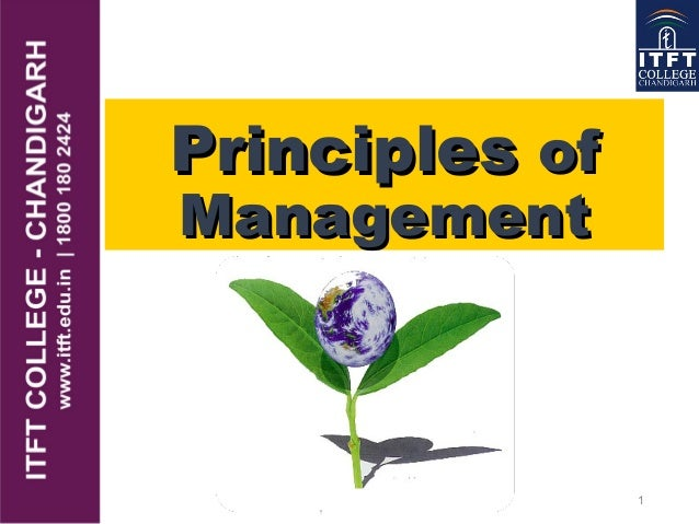 Principles of Management as Prescribed by the Mahabharata