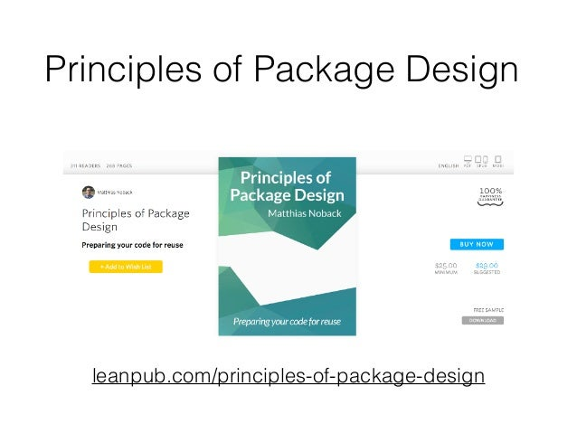 9 Principles Of Design : Principles of package design phpcon poland